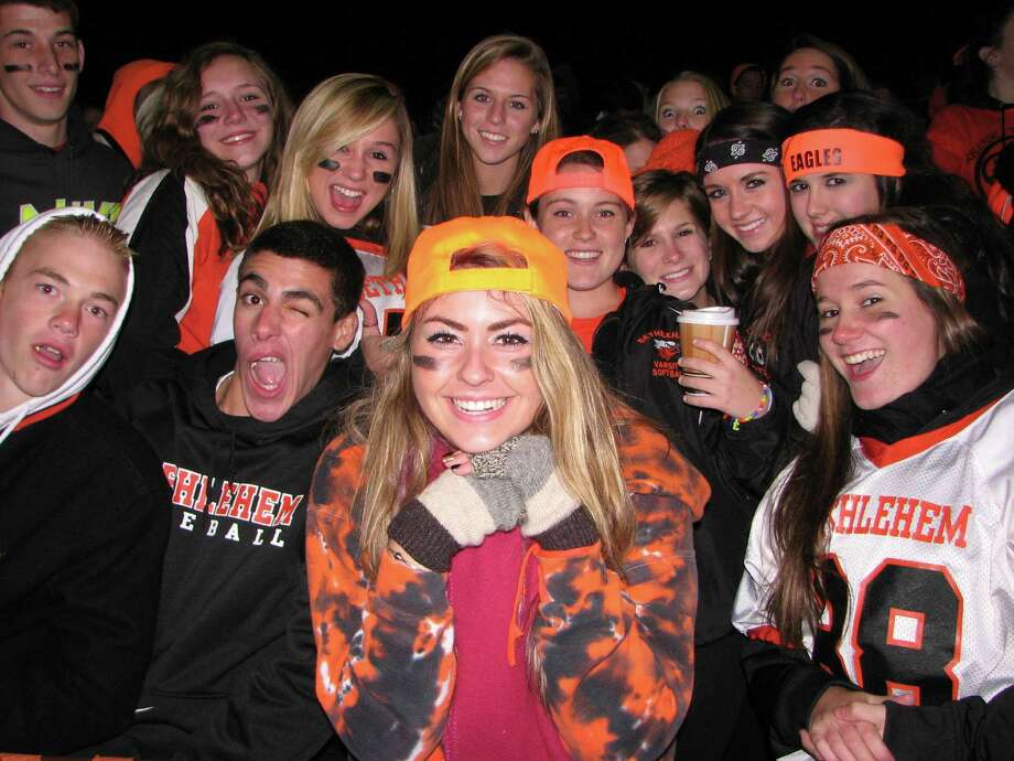 Were you Seen at the Bethlehem Homecoming game (Bethlehem 26 - Colonie 7) on Friday, Oct. 12, 2012? Photo: Michael Huber