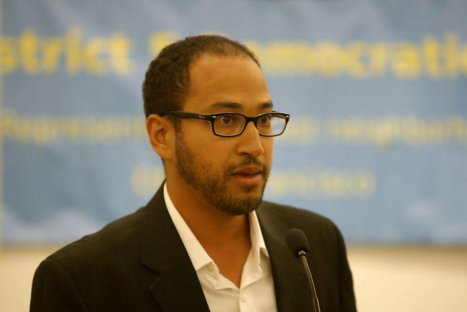 District Five hopeful Julian Davis faces groping accusations. Photo: Megan Farmer, The Chronicle