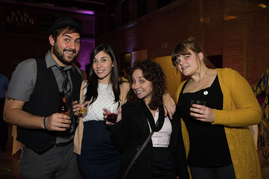 Were You Seen at FUSION, a special evening of arts and artisans to benefit the Albany Barn, at the W