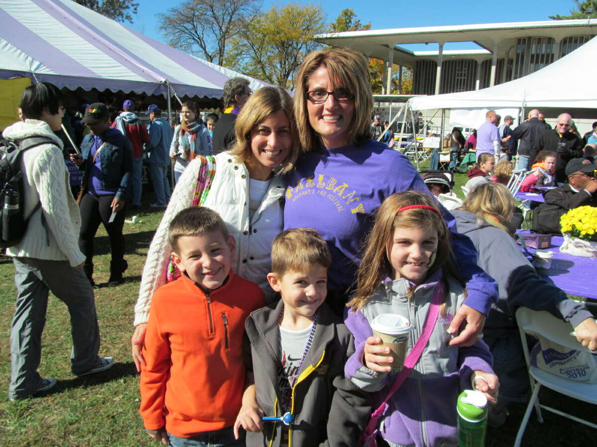 Were you Seen at Fallbany at the University at Albany on Saturday, October 13, 2012?