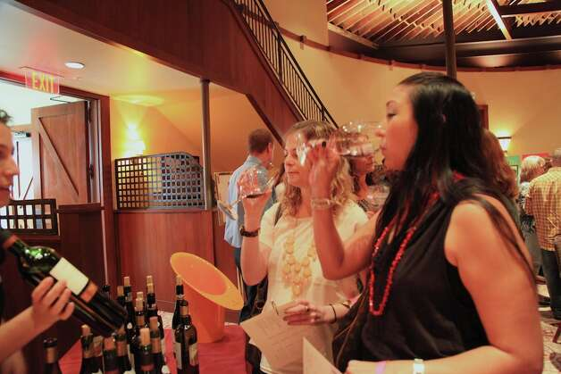 The Pearl Cellar wine tasting, held Saturday, Oct. 13. Photo: Xelina Flores-Chasnoff/Special To MySA.com / SA Photo: Express-News