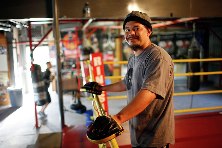 Though his heart remains on the South Side, veteran boxing trainer Arturo Ramos says he needed a change.  Ivan Pierre Aguirre / Express-News Photo: IVAN PIERRE AGUIRRE, SAN ANTONIO EXPRESS-NEWS / iaguirre@express-news.net
