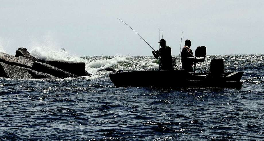 Texas' 2.35 million recreational anglers, the second-largest fishing community among the states, spent less than half as much on fishing-related purchases in drought-plagued 2011 than they did in 2006, according to a recent federal survey. Photo: Picasa