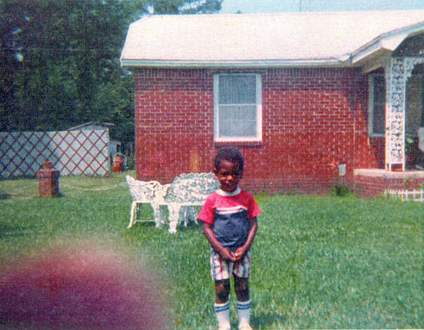 Kevin Ollie at age three. Photo: Contributed Photo