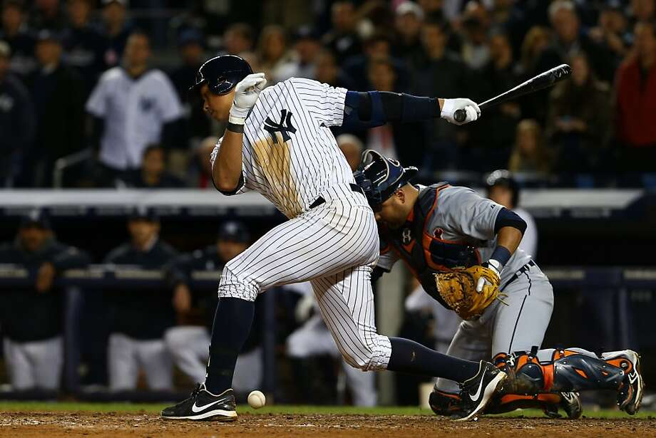 Alex Rodriguez had another nonproductive night for the Yankees. Go to SFGate.com for game  details. Photo: Elsa, Getty Images