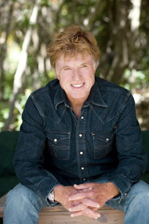 Robert Redford will appear Nov. 9 at the 2012 Cinema Arts Festival, where he?ll receive the Levantine Cinema Arts Award and discuss his 50-year career in film. (Kristina Loggia photo) Photo: Kristina Loggia
