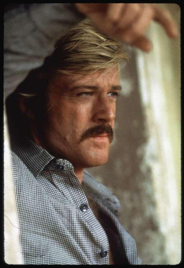 "Robert Redford in ""Butch Cassidy and the Sundance Kid.''    Twentieth Century Fox. / handout"