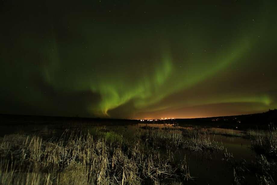 Anchorage, Alaska. Photo: Dan Joling, Associated Press