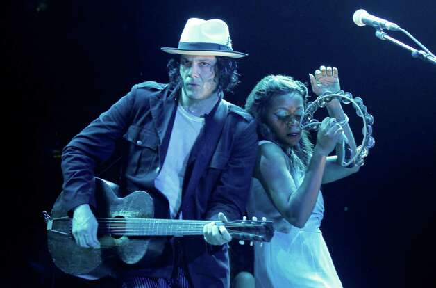 3000 x 1979~~$~~Jack White performs at the Austin City Limits Music Festival, Saturday, Oct. 13, 2012, in Austin, Texas. Photo: Jack Plunkett, JACK PLUNKETT/INVISION/AP / Invision