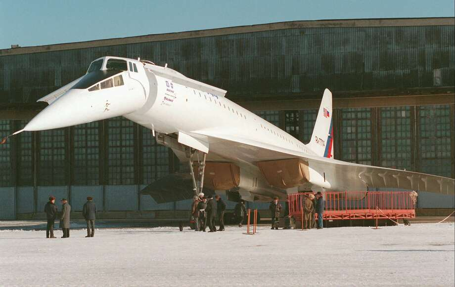 The Concorde went into service a year later by with British Airways and Air France. Photo: Anonymous, ASSOCIATED PRESS / AP1996