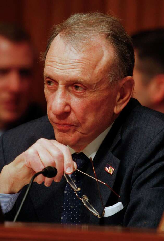 Sen. Arlen Specter quit the Republican Party, then lost the seat he held for nearly 30 years. Photo: RUTH FREMSON / NYTNS