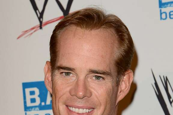 BEVERLY HILLS, CA - AUGUST 16: Sportscaster Joe Buck attends the WWE SummerSlam VIP Kick-Off Party at Beverly Hills Hotel on August 16, 2012 in Beverly Hills, California. (Photo by Jason Merritt/Getty Images For WWE)  BEVERLY HILLS, CA - AUGUST 16:  Sportscaster Joe Buck attends the WWE SummerSlam VIP Kick-Off Party at Beverly Hills Hotel on August 16, 2012 in Beverly Hills, California.  (Photo by Jason Merritt/Getty Images For WWE)