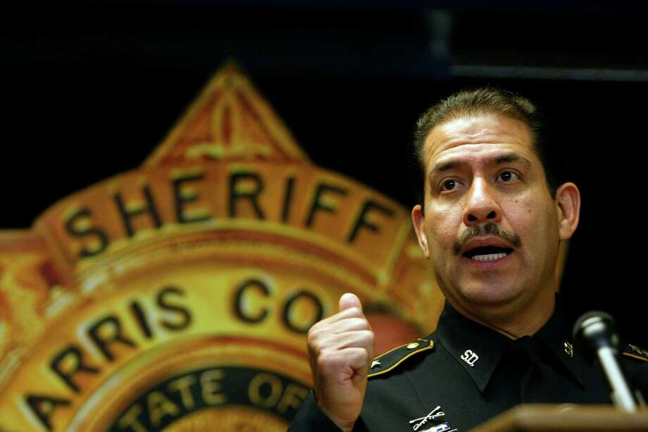 Harris County Sheriff Adrian Garcia said that firings and other action taken over the recent jail sex cases could serve as a deterrent to others who work at detention facilities. Photo: Johnny Hanson / © 2012  Houston Chronicle