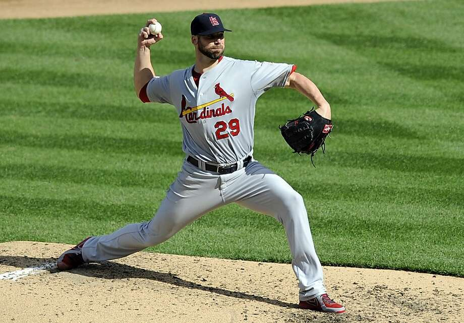 Cardinals right-hander Chris Carpenter had a rib and two neck muscles removed to overcome thoracic outlet syndrome and pitch again - sooner than expected. Photo: Nick Wass, Associated Press