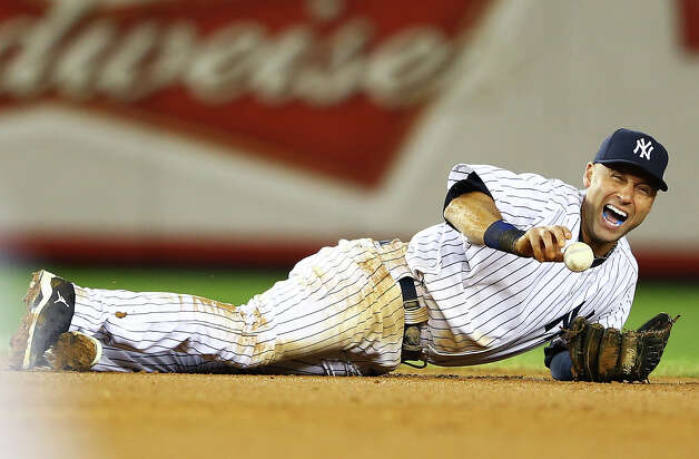 2011: Derek Jeter Photo: Al Bello / 2012 Getty Images