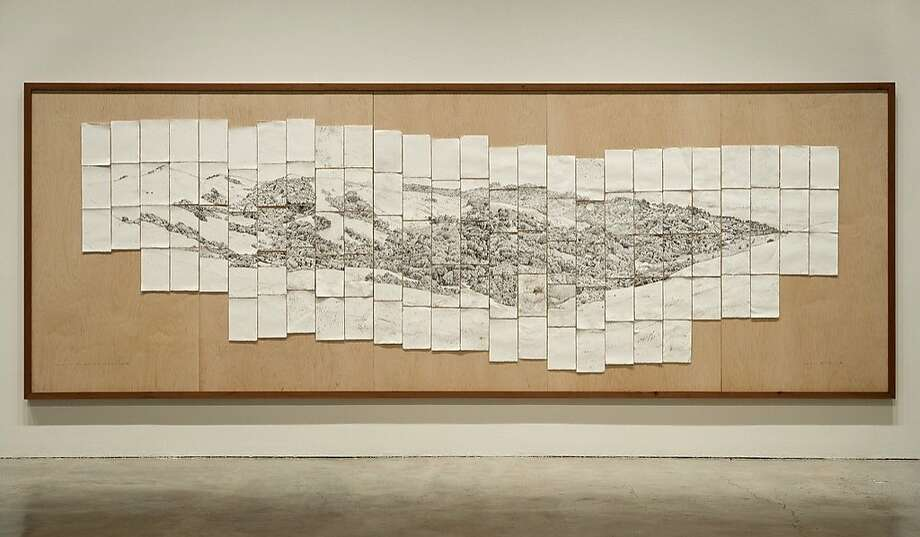 "Berkeley Art Museum's ""At the Edge: Recent Acquisitions"" exhibition includes David Wilson's ""Again."" Photo: Sibilia Savage"