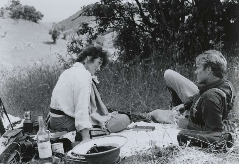 "Robert Redford and Meryl Streep star in ""Out of Africa"" (1984). Universal City Studios"