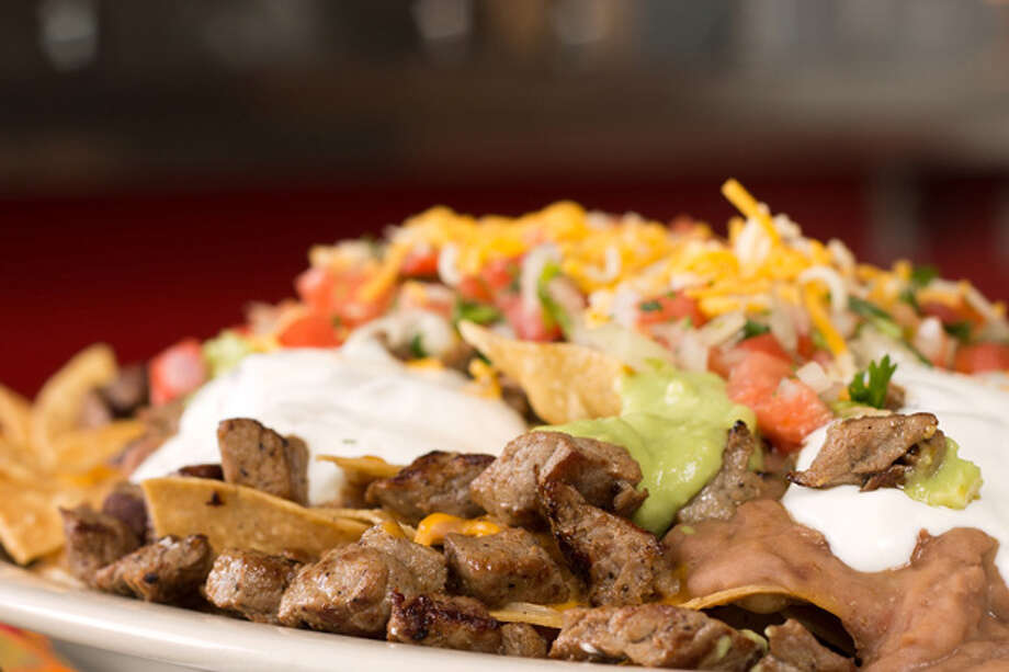 Los Robertos, 6446 N.W. 410 Loop, 210-509-7171, and 226 W. Bitters Road, Suite 118, 210-494-9131, is open 24 hours a day. Its breakfast items are always available. For more information, go to losrobertostacoshop.com. Photo: Courtesy Photo.