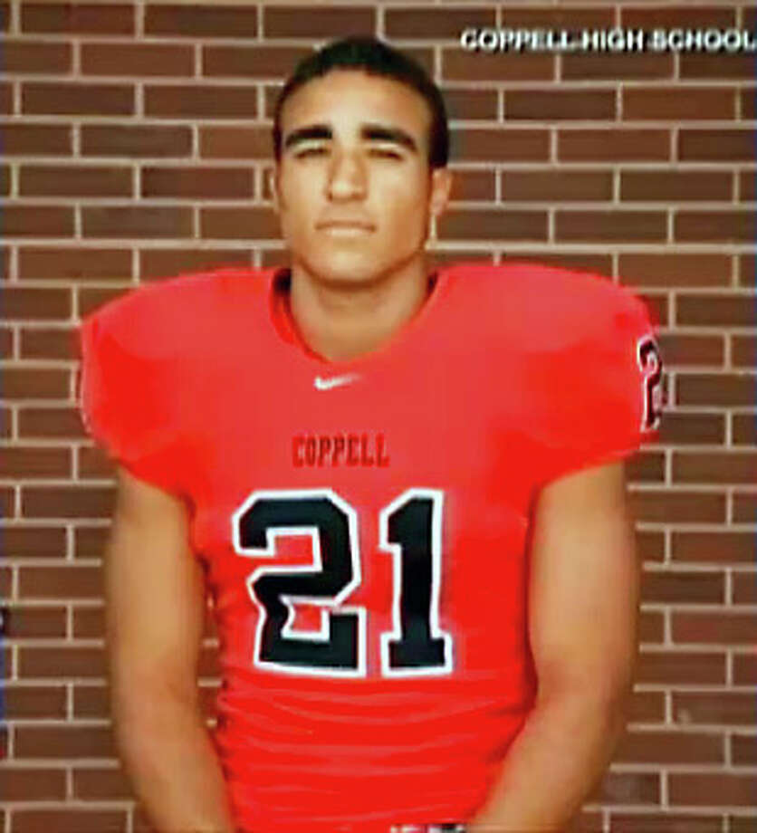 Jacob Logan led Coppell High School in receiving last year. Photo: MyFoxdfw.com