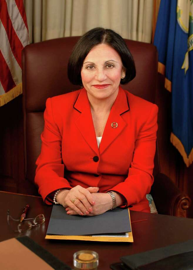 State Sen. Toni Boucher, a Republican who represents Westport and six other Fairfield County towns, is seeking to win a third Senate term in the Nov. 6 election. Photo: Contributed Photo / Westport News contributed