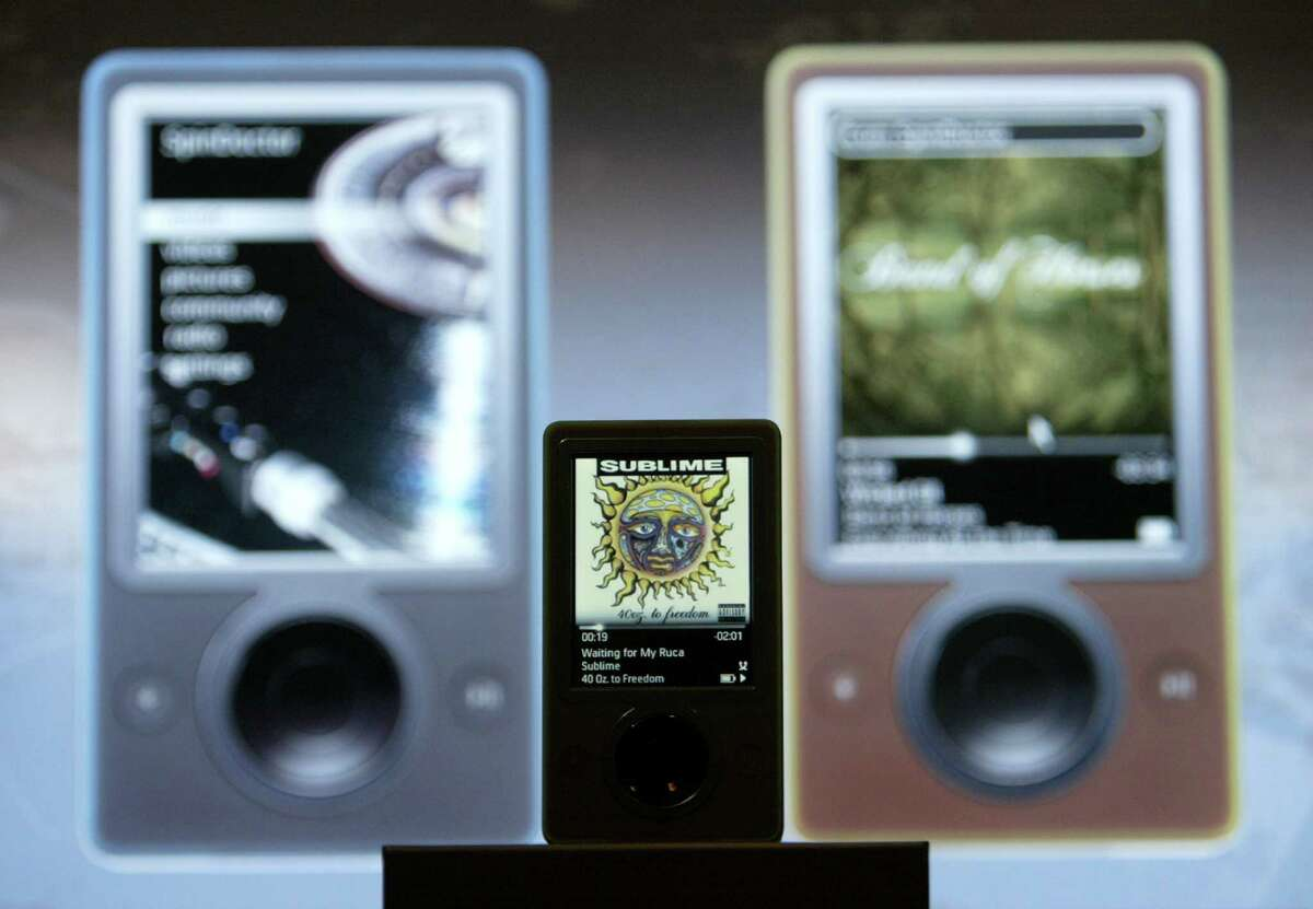 Zune was supposed to take on Apple's popular iPod. Similarly, Zune Marketplace mirrored Apple's online iTunes shop.