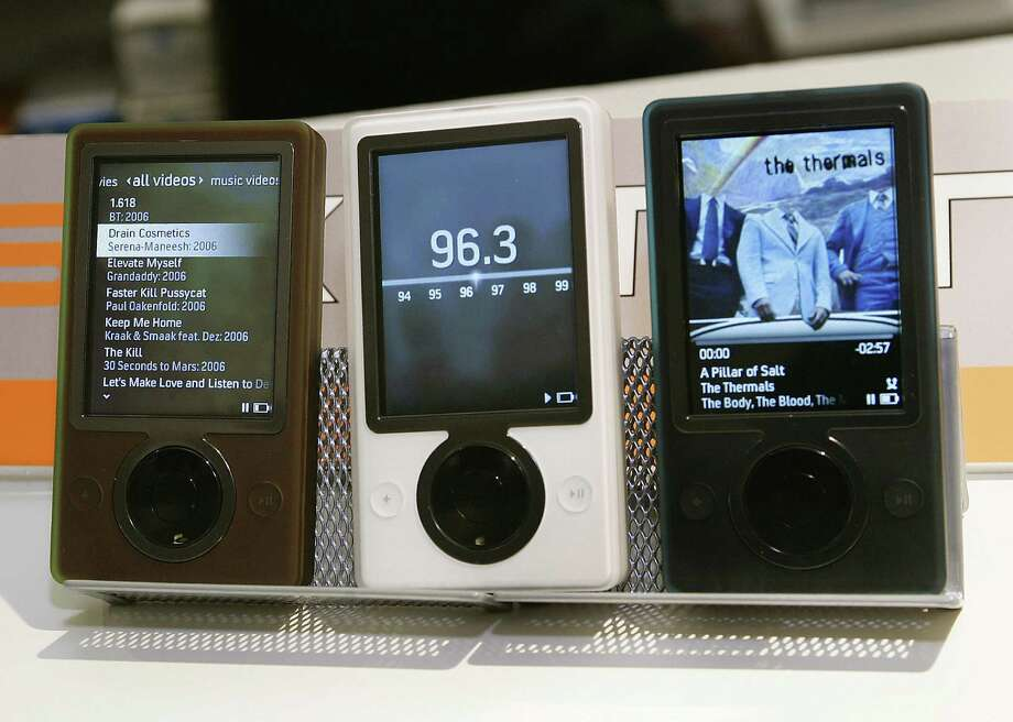 """Zune is either going to take off like a rocket or it is not going to go anyplace,"" analyst Rob Enderle of Enderle Group in Silicon Valley told Agence France Presse. ""There is no middle ground. It is different enough that it could surprise Apple."" Photo: TIMOTHY A. CLARY, AFP/Getty Images / 2006 AFP"