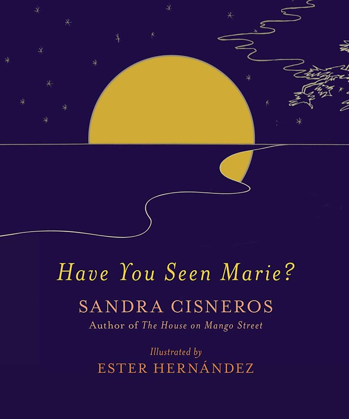 Have You Seen Marie? by Sandra Cisneros and illustrated by Ester Hernandez