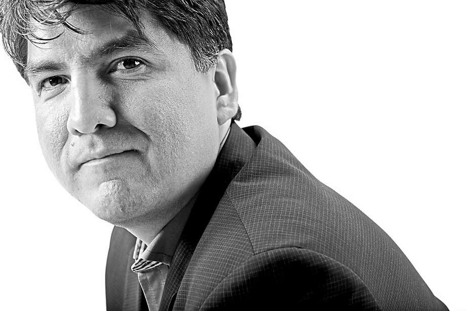Sherman Alexie Photo: Chase Jarvis, Chase Jarvis