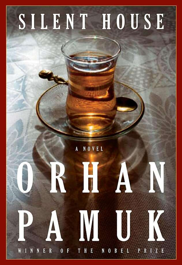 Silent House, by Orhan Pamuk Photo: Knopf