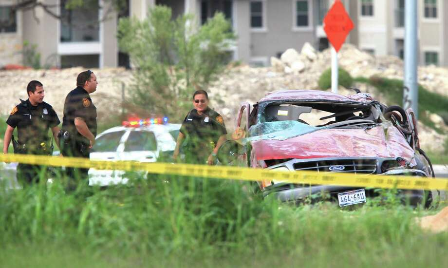 9. An Express-News analysis shows Bexar County had the most road-rage crashes in Texas between 2007 and 2011. Photo: Bob Owen, San Antonio Express-News / © 2012 San Antonio Express-News