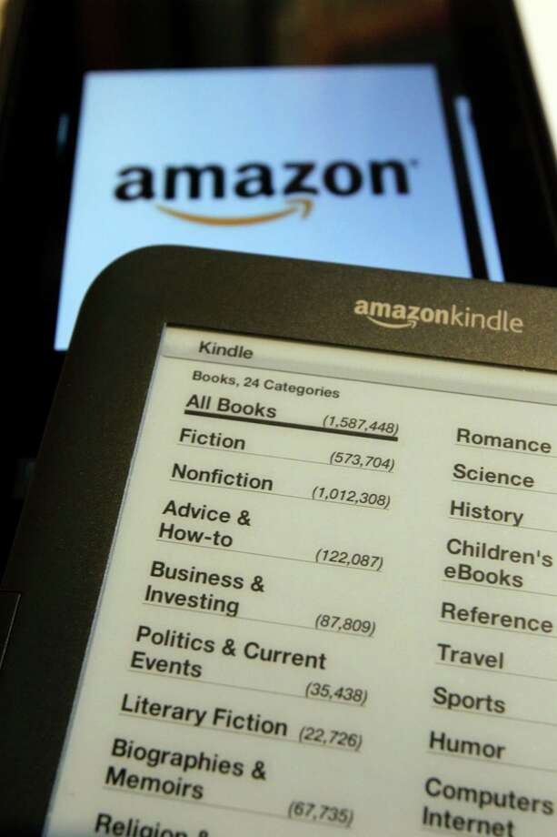 Amazon says a future credit to its customers on prior electronic book purchases is part of legal settlements by the Justice Department and large publishers of e-books. Photo: Toby Talbot / AP