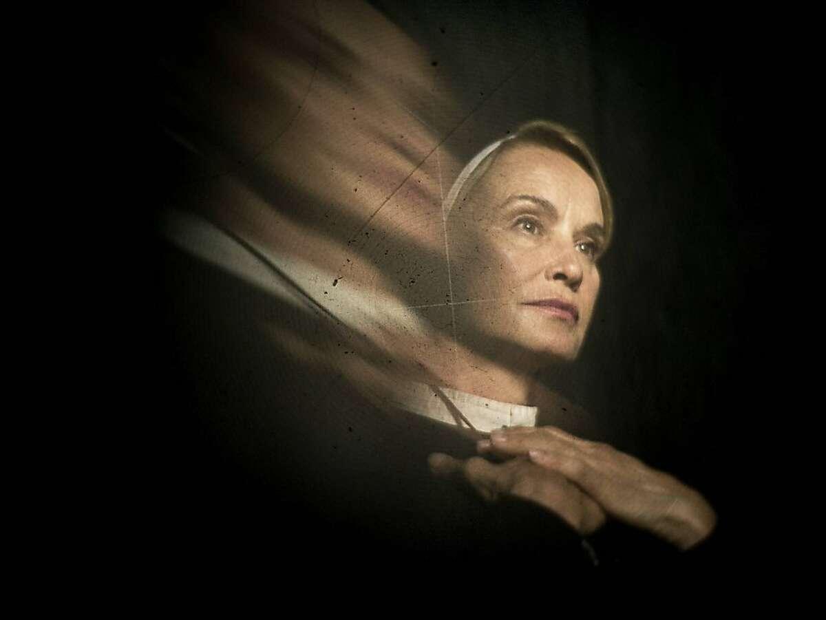 "Jessica Lange as Sister Jude in ""American Horror Story: Asylum.""CR: Frank Ockenfels/FX"