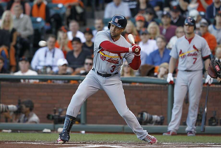 Carlos Beltran's agent has denied statements by the Giants that they discussed dollars and years after last season. Photo: Brant Ward, The Chronicle