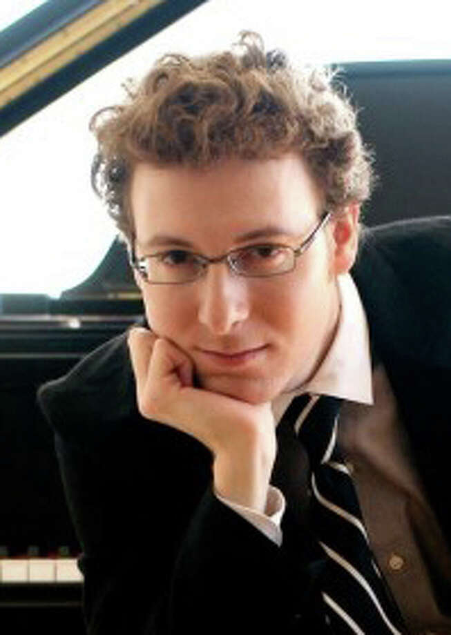 Nicholas Britell Pianist to receive Westport art award. October 2012. Westport CT. Photo: Contributed Photo / Westport News