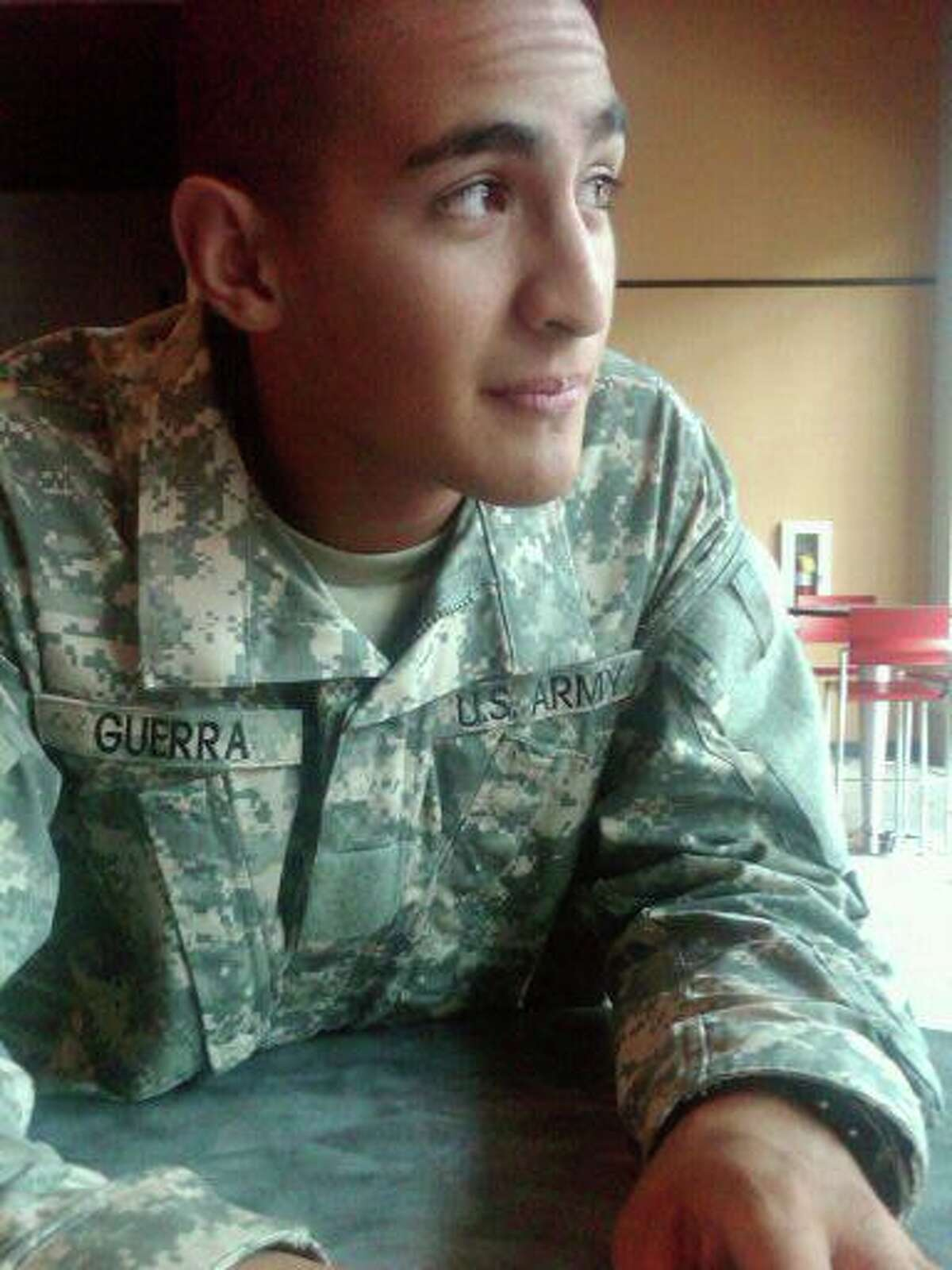 Jose Alberto Guerra, 19, was fatally shot by a Bexar County sergeant early Sunday.