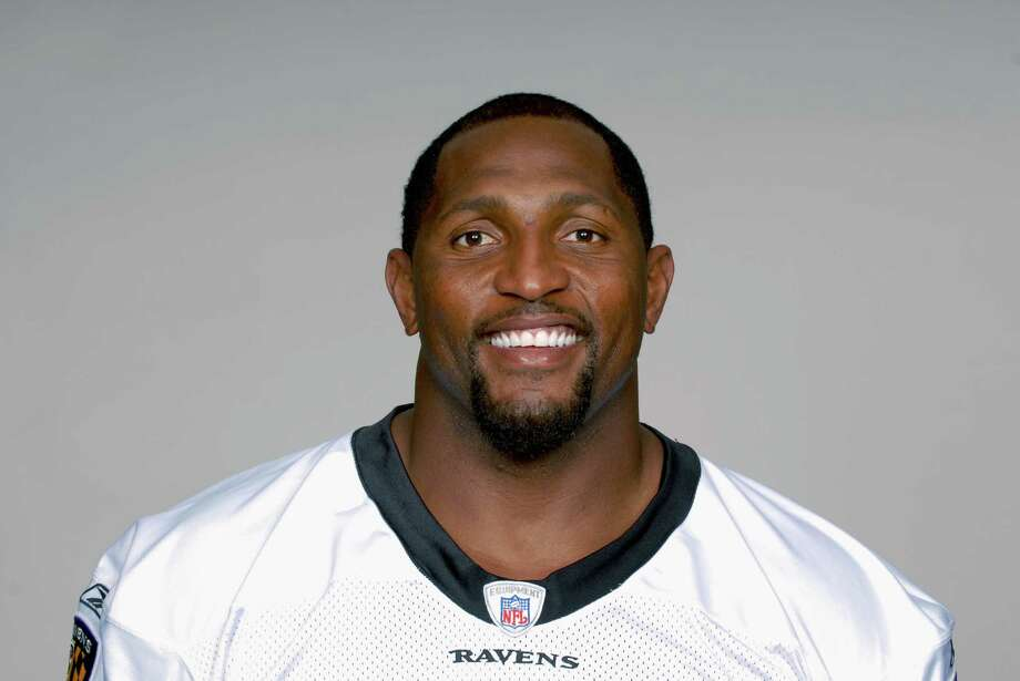 This is a 2009 photo of Ray Lewis of the Baltimore Ravens NFL football team. This image reflects the Baltimore Ravens active roster as of Tuesday, June 29, 2010. (AP Photo) Photo: Anonymous