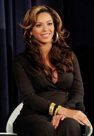 "FILE - In a Sunday, Nov. 20, 2011 file photo, singer Beyonce Knowles introduces ""Beyonce Live At Roseland: The Elements of 4"" live concert film at a special screening for fans at the Paris Theatre, in New York. Beyonce will be the first concert headliner to perform at Atlantic City's newest casino, Revel.  Her shows at Revel are scheduled for May 25th, 26th and 27th. (AP Photo/Evan Agostini, File) (AP Photo/Evan Agostini, File) Photo: Evan Agostini, FRE / AP2011"