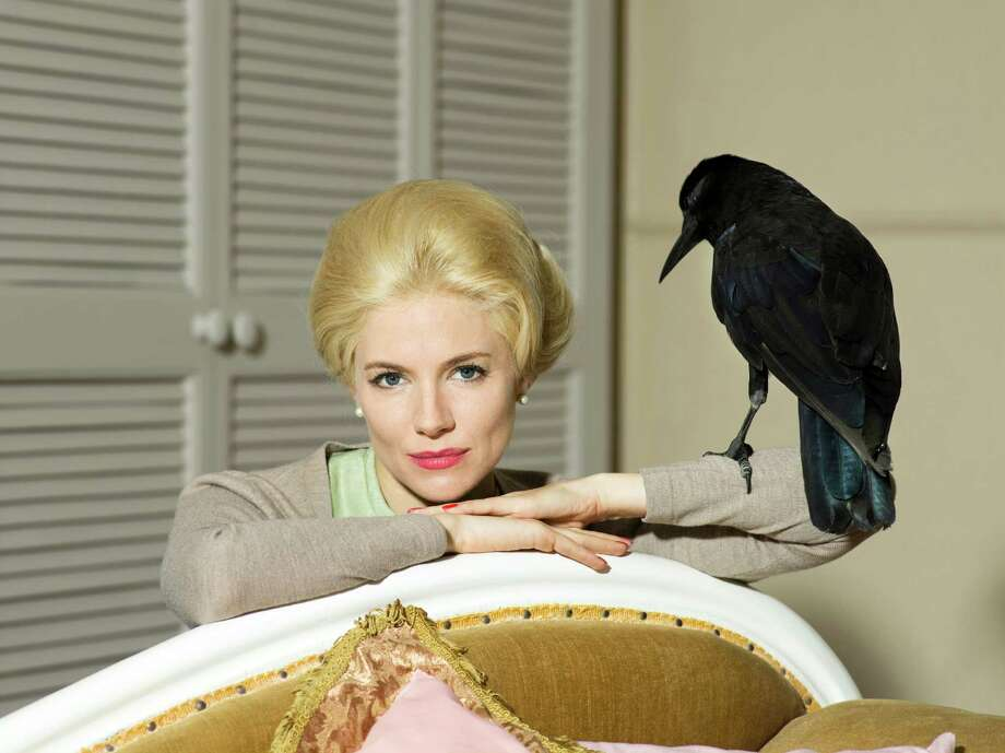 "In ""The Girl,"" Sienna Miller portrays Tippi Hedren, the target of Alfred Hitchcock's obsession during the filming of ""The Birds."" ""The Girl"" airs Saturday on HBO. Photo: HBO / San Antonio Express-News"