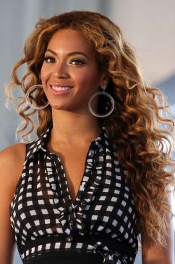 2012: Beyonce Knowles