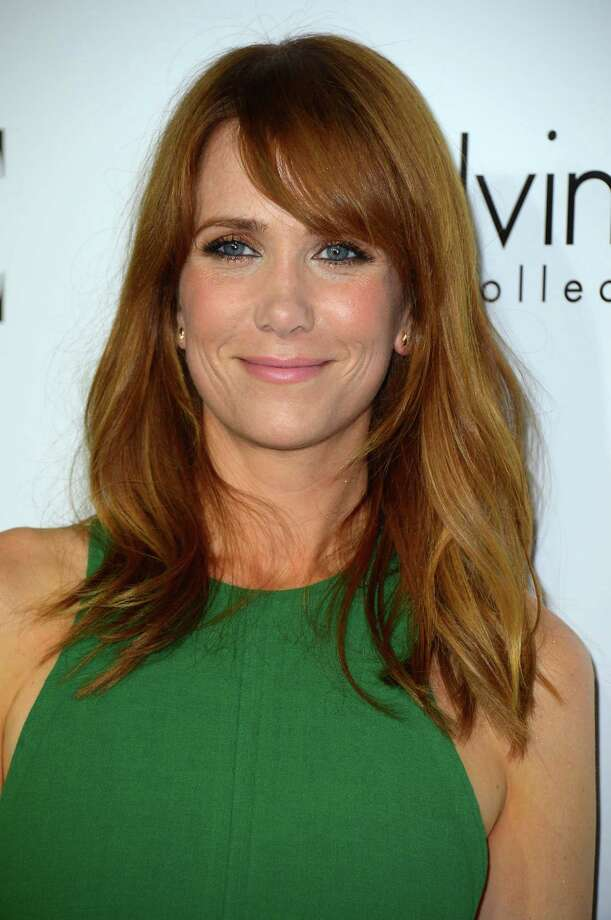 "Kristen Wiig did classic parody of Christine O'Donnell with the ""I'm not a witch"" ad spoof.  Photo: Frazer Harrison, Getty Images / 2012 Getty Images"