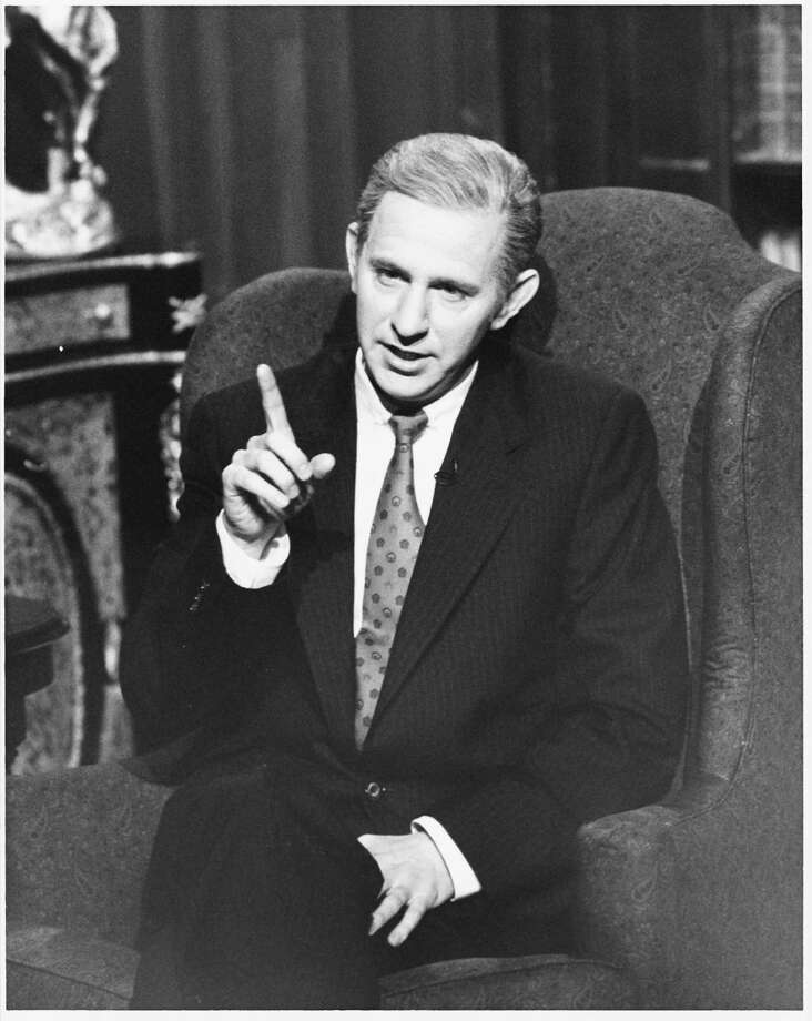 Dana Carvey's take on Ross Perot made him a favorite with SNL fans.  Photo: NBC / handout