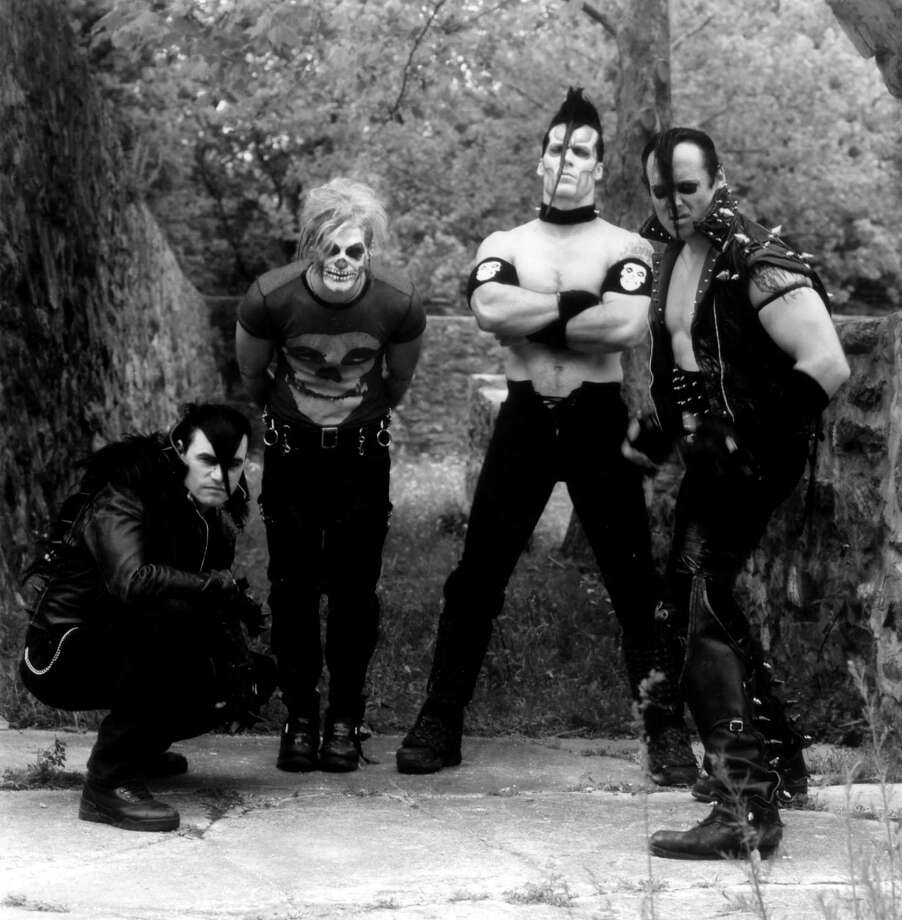 The Misfits for President - $19.95 at shirthunt.com. Spice up the White House with a little bit of horror punk. (Handout) Photo: Handout