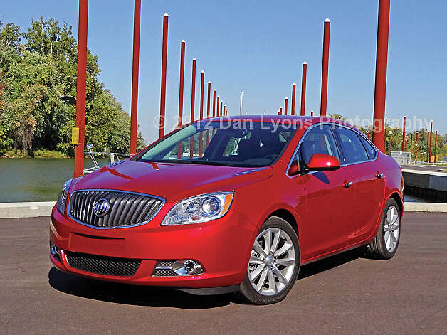 2013 Buick Verano Turbo (photo by Dan Lyons) / copyright: Dan Lyons - 2012