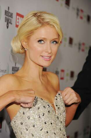 Paris Hilton is among the more than two dozen celebrities and public officials targetted by an as-yet unidentified group of hackers. Photo: Mark Sullivan, Getty Images / 2012 Getty Images