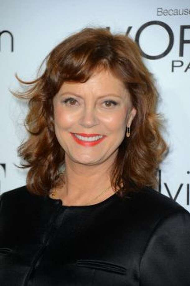 Actress Susan Sarandon arrives at ELLE's 19th Annual Women In Hollywood Celebration at the Four Seasons Hotel on October 15, 2012 in Beverly Hills, California. (Frazer Harrison / Getty Images)