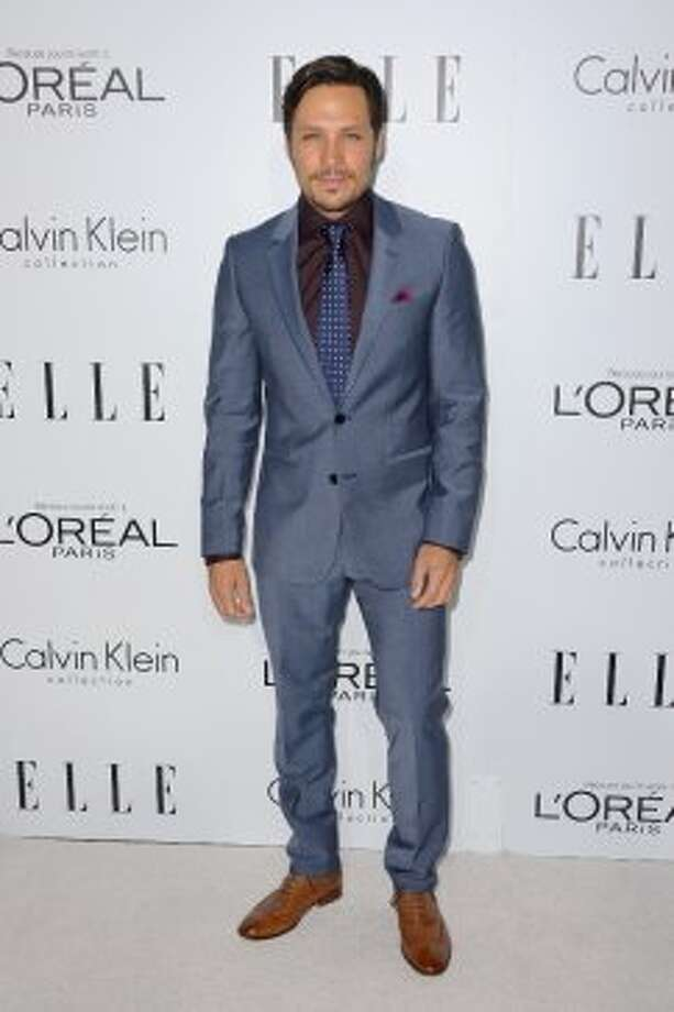 Actor Nick Wechsler arrives at ELLE's 19th Annual Women In Hollywood Celebration at the Four Seasons Hotel on October 15, 2012 in Beverly Hills, California.   (Frazer Harrison / Getty Images)