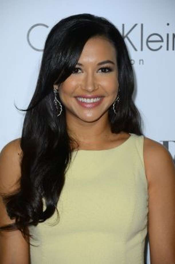 Actress Naya Rivera arrives at ELLE's 19th Annual Women In Hollywood Celebration at the Four Seasons Hotel on October 15, 2012 in Beverly Hills, California.  (Frazer Harrison / Getty Images)