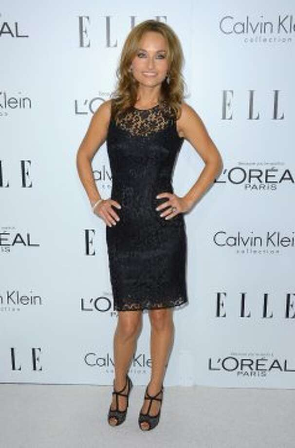 Chef Giada De Laurentiis arrives at ELLE's 19th Annual Women In Hollywood Celebration at the Four Seasons Hotel on October 15, 2012 in Beverly Hills, California.   (Frazer Harrison / Getty Images)
