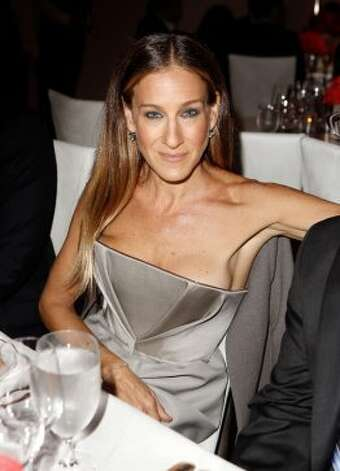 Sarah Jessica Parker hosted a $40,000-a-plate fundraiser for Obama at her Manhattan home.  (Frazer Harrison / Getty Images for ELLE)