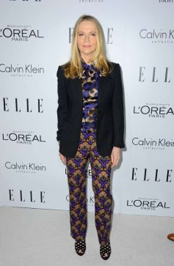 Actress Peggy Lipton arrives at ELLE's 19th Annual Women In Hollywood Celebration at the Four Seasons Hotel on October 15, 2012 in Beverly Hills, California.   (Frazer Harrison / Getty Images)
